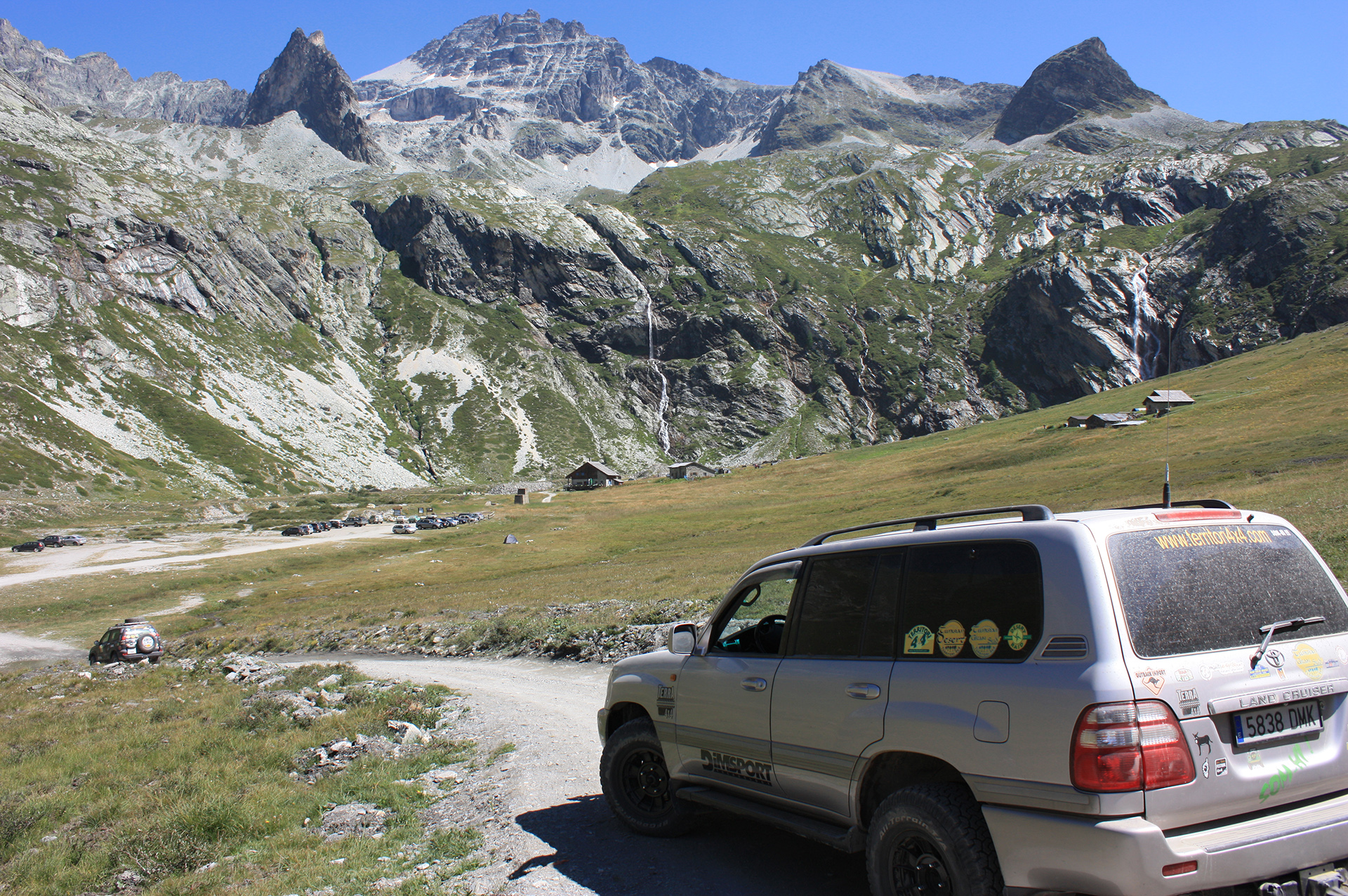 4x4 trip French Alps
